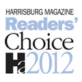 Harisburge Magazine Reader's Choice 2012