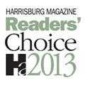 Harisburge Magazine Reader's Choice 2013