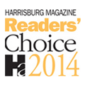 Harisburge Magazine Reader's Choice 2014