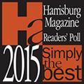 Harisburge Magazine Reader's Poll 2015